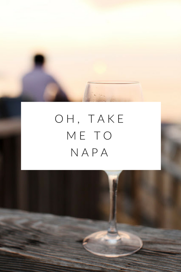 dreaming of napa