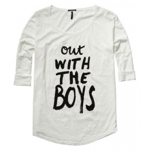 out_with_the_boys_tee