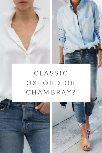 classic oxford of chambray mimosas and pumps lifestyle blog