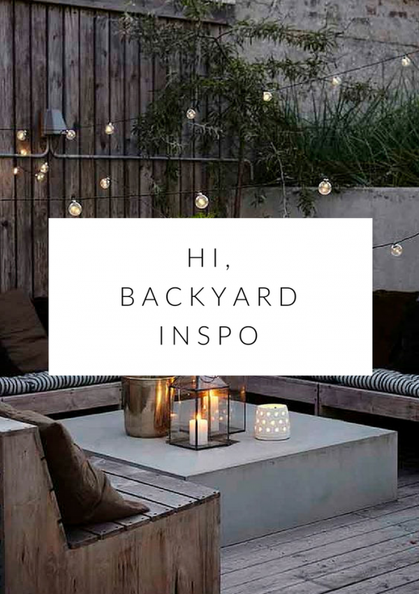 backyards