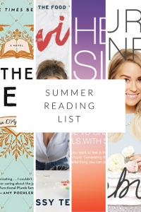 summer reading list mimosas and pumps lifestyle blog