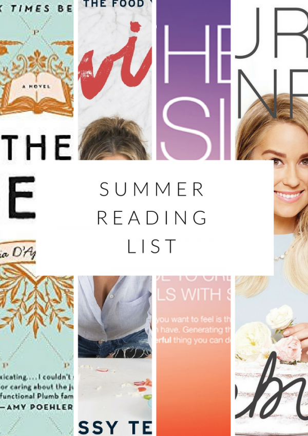 hello, summer reading book list