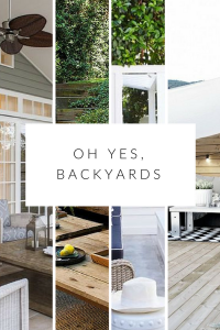 oh yes, backyards mimosas and pumps lifestyle blog