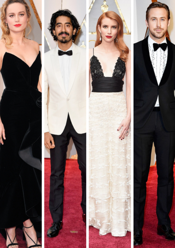 my top 11 favourite oscar looks for 2017