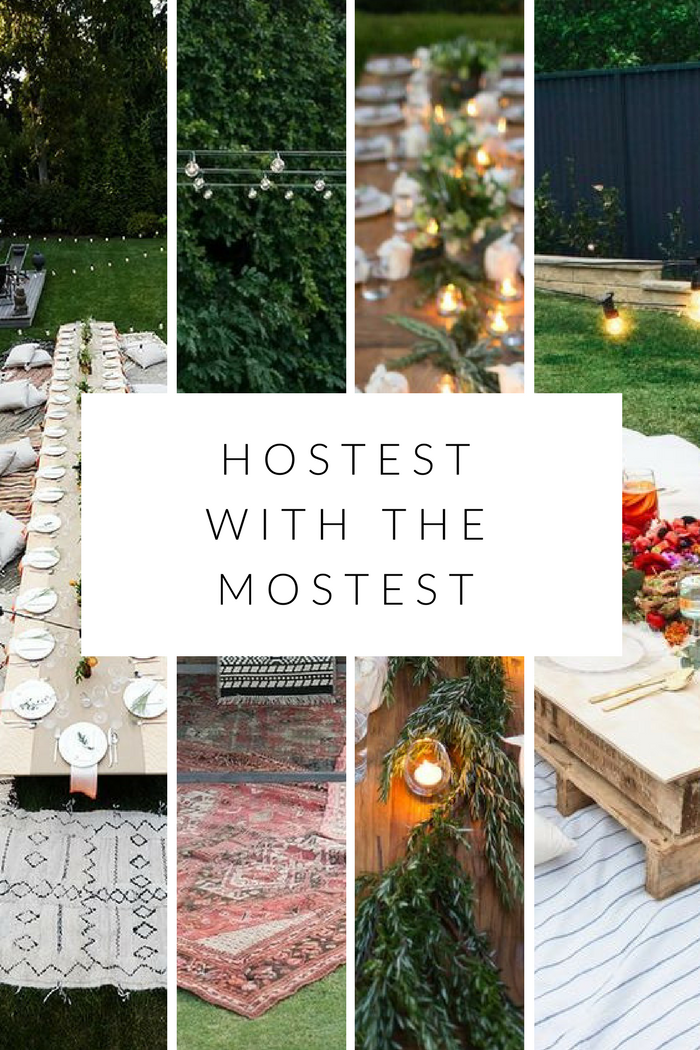 7 outdoor table settings i love