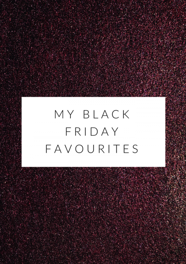 The Best Style Deals for Black Friday